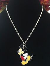 Mickey Mouse Necklace Mickey Chain Pendant Chain Gift Idea  Charm