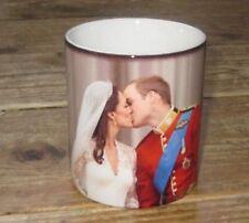 Prince William and Kate Royal Wedding KISS MUG