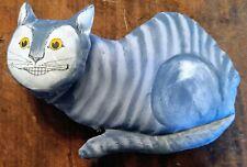 Gladys Boalt Christmas Ornament Cheshire Cat 1980 Alice in Wonderland Series