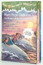 Mary Pope Osborne's the Mystery of the Ancient Riddles: Books 9-12 by Mary Pope Osborne (Paperback, 2003)