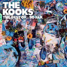 The Best of the Kooks - The Kooks (CD in Jewel Case, 2017, Astralwerks)
