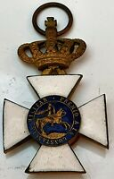 España Medalla militar Orden SAN HERMENEGILDO 1816/79 Fernando VII Nº 56