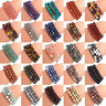 Handmade Natural Gemstone Round Beads Stretch Bracelet Jewelry 4mm 6mm 8mm 10mm