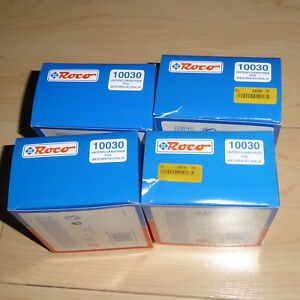 Roco 10030 H0 4 X under Floor Drive neuwertig Boxed, for All Roco Track Systems