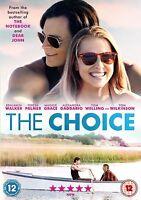THE CHOICE Benjamin Walker, Teresa Palmer, Maggie Grace NEW AND SEALED UK R2 DVD