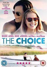 THE CHOICE  Benjamin Walker, Teresa Palmer, Maggie Grace NEW & SEALED UK R2 DVD
