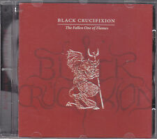 BLACK CRUCIFIXION - the fallen one of flames CD