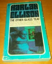 Harlan Ellison The Other Glass Teat essays commentary paperback Pyramid 1975