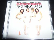 Desperate Housewives Music From And Inspired By TV Soundtrack CD – Like New  Up