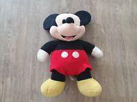 Disney Mickey Mouse Micky Maus XXL Plüschtier Kuscheltier Schmusetier ca.57 cm