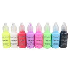 Set of Dovecraft PUFF Paint Pens 8 x 20ml