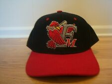 VTG Fargo Moorhead Redhawks FM Zephyr hat cap fitted 8 Minor League 90s retro