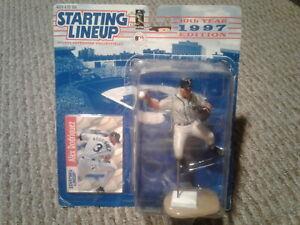 ALEX RODRIGUEZ ~ SEATTLE MARINERS ~ NEW STARTING LINEUP MLB BASEBALL FIGURE 1997