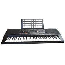 Tastiera Elettronica Keyboard MK906 61 Tasti SemiPesati USB MIDI LCD Touch Teach