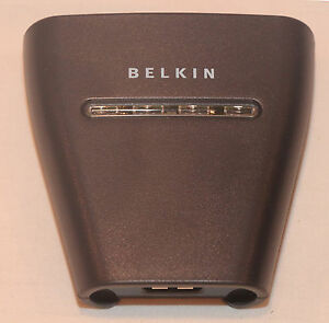 BELKIN F1U401 USB 4 PORT PERIPHERAL SWITCH