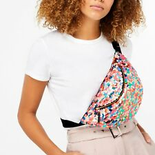 Accessorize Monsoon Multi Coloured Exotic Sequin Bumbag BNWT
