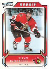 06-07 UPPER DECK VICTORY ROOKIE RC #306 ALEXEI KAIGORODOV SENATORS *2355