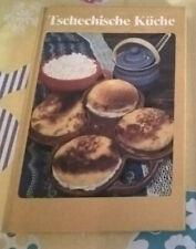 DDR CSSR  Tschechische Küche ++ Kochbuch 1984