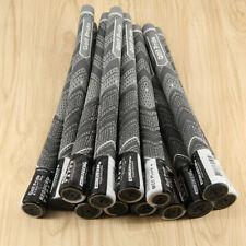 13x Golf Pride MCC Plus 4 Standard Size Golf Club Grips NEW USA 13 Pcs Set GREY