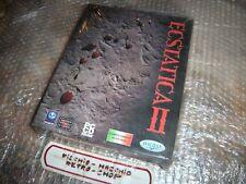 Ecstatica II 2 - PC CD ROM WINDOWS BIG BOX NUOVO SIGILLATO EDIZIONE ITALIANA!