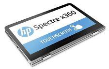 "HP Spectre x360 Touch Laptop 15t 15.6"" UHD 4K i7-6500U 16GB 1TB M.2 SSD AC B Key"