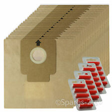 Para la captura de Hoover TCP2011 H58 H63 H64 bolsas para aspiradora Freespace Flash X 20 + Fresco