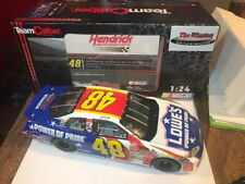 "2003 Jimmie Johnson TEAM CALIBER PREFERRED ""Power of Pride"" 1/24 SCALE"