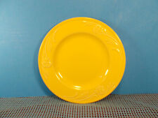 Lenox China Poppies Rainbow Yellow Salad Plate 8 1/4""