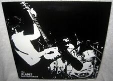 THE BLADES Surf City Punk Rock LP BEACH PUNK Melodic Hardcore BLACK VINYL Import