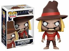 Scarecrow POP Figure #195 Batman The Animated Series Funko New!