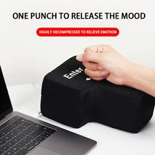 Big Enter Button Key USB Anti Stress Relief Pillow Nap Unbreakable Supersized