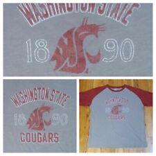 Washington State Cougars 1890 college t shirt Xl football basketball baseball
