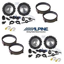 ALPINE SXE-1750S KIT 8 CASSE ALFA ROMEO 147/ 159 A/P CON SUP ALTOPARLANTI AUTO