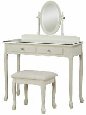 Art Deco Style Dressing Tables with Mirror