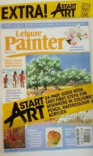 Leisure Painter Step by Step Spring Blossom Landscapes Apr 2016 FREE SHIPPING JB