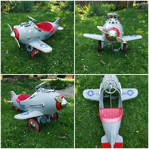 Pedal Car Air Plane