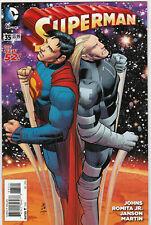 Superman (2011 3rd Series) #35 Romita Jr Variant NM 1:100