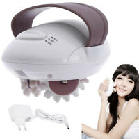 3D Electric Full Body Slimming Massager Roller For Weight Loss Fat BurningB xARS