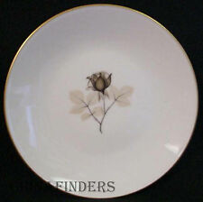 ROSENTHAL china SHADOW ROSE pttrn BREAD PLATE
