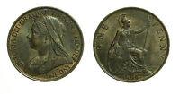 pcc1585_46) Great Britain Queen Victoria - 1 penny 1899