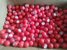 Red Raffle Balls 1-500 USED