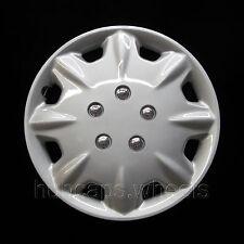 Fits Honda Accord 1996-1997 Hubcap - Premium Replica Wheel Cover Silver