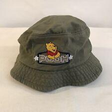 b8831458aec Pooh Disney Bucket Style Hat Youth Boys Girls Kids Size (CH28)