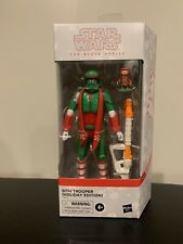 Star Wars Black Series Sith Trooper HOLIDAY EDITION BEST BUY EXCLUSIVE HASBRO