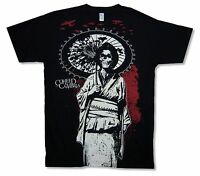 COHEED & CAMBRIA GEISHA BLACK T SHIRT NEW OFFICIAL MERCH ADULT / KIDS SIZES