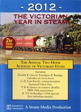 The Victorian Year in Steam - 2012