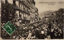 CPA  Militaire - Funerailles des Victimes du Liberté - Les Prolonges  (695444)