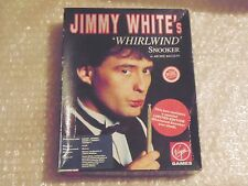 ATARI ST JIMMY WHITE'S WHIRLWIND SNOOKER Virgin Interactive 1991 édition limitée