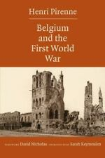Belgium and the First World War (Paperback or Softback)
