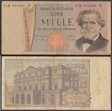 1000 LIRE VERDI 2° TIPO 11/3/1971